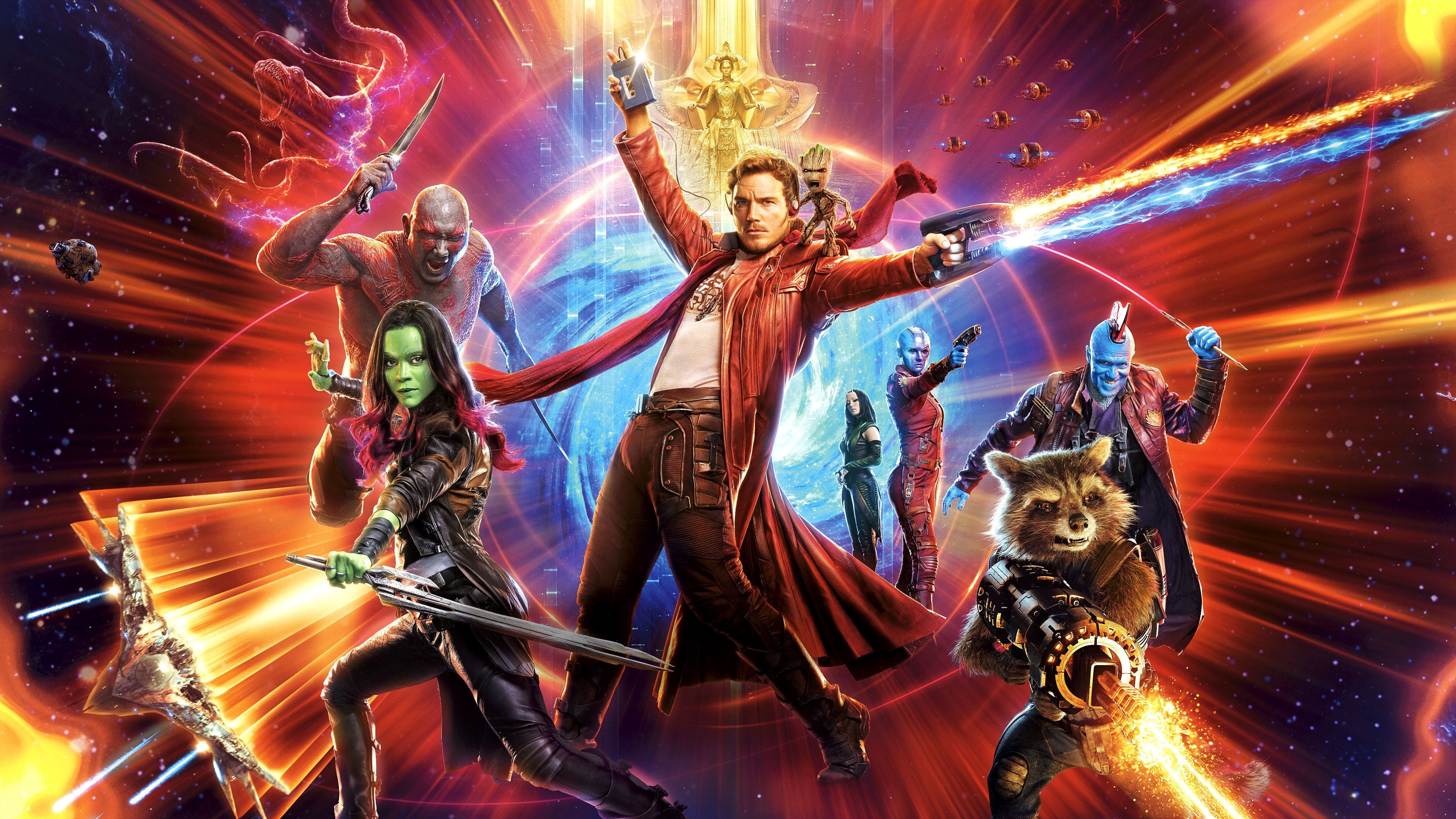 Guardians of the Galaxy Vol. 2 [2017]