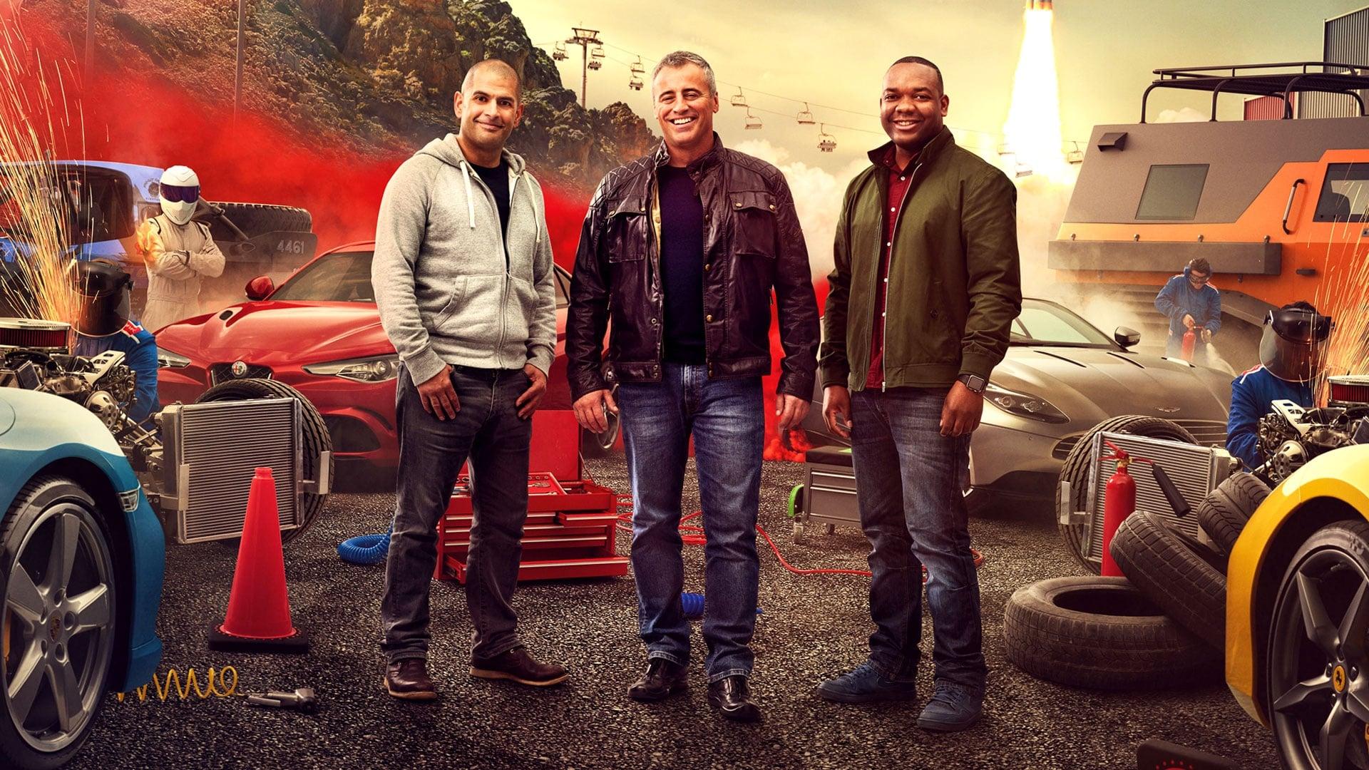 Seriál Top Gear online zdarma