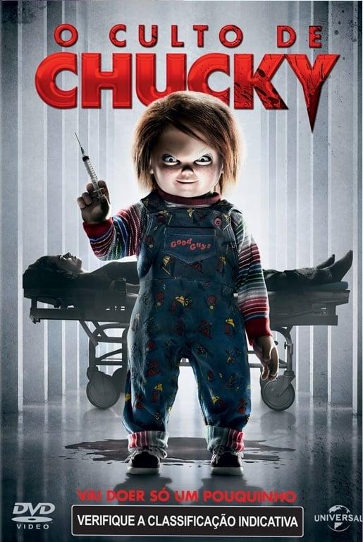 O Culto de Chucky Dublado