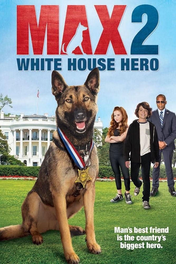 Assistir Max 2: White House Hero Legendado Online Legendado 1080p