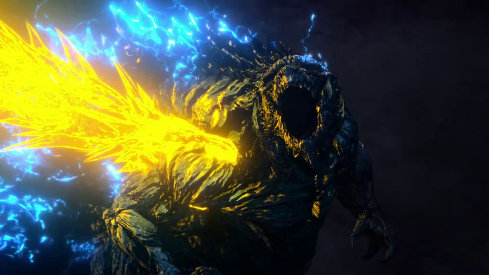 Godzilla 3: El devorador de planetas