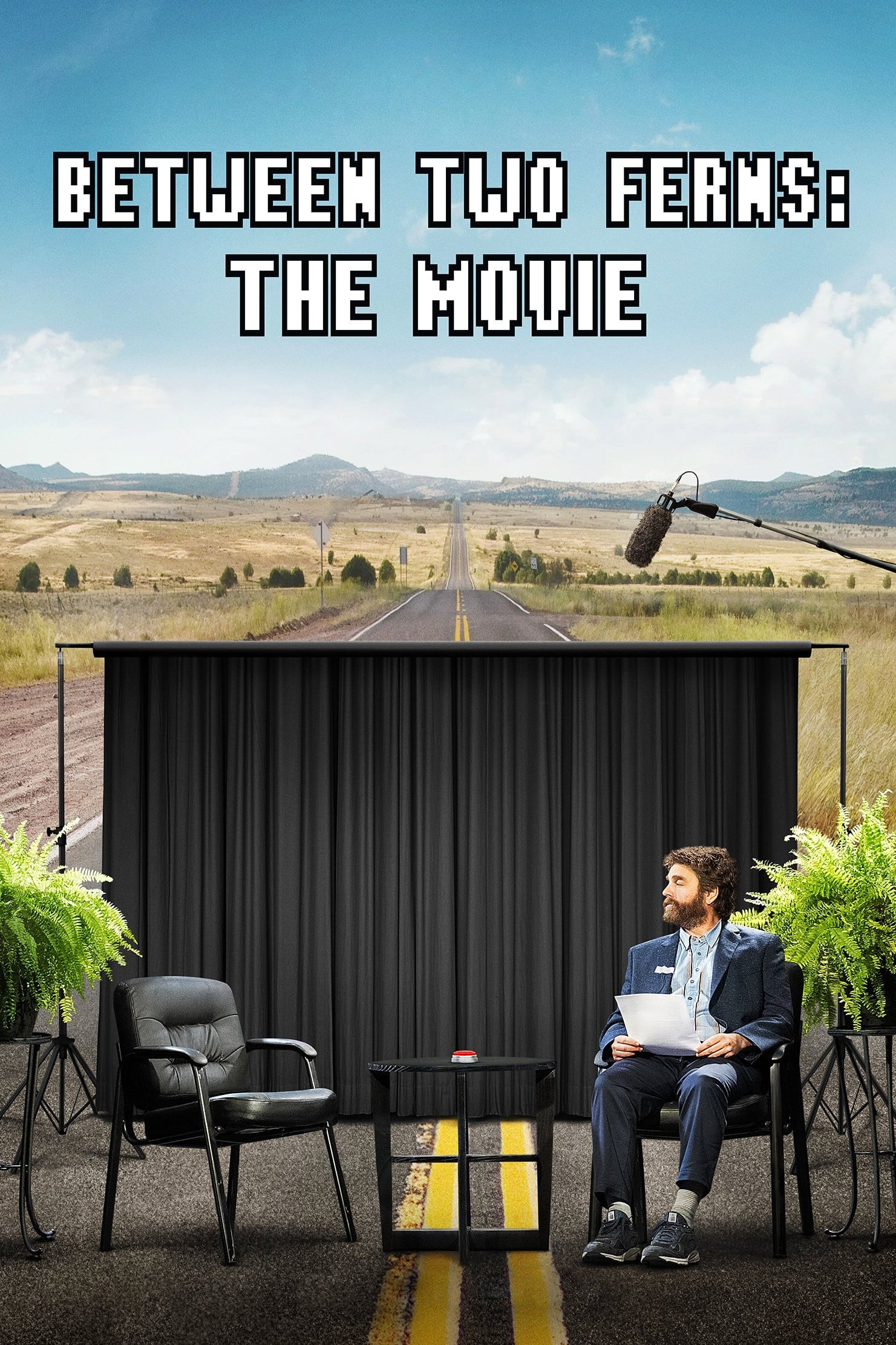 Between Two Ferns – O Filme Dublado