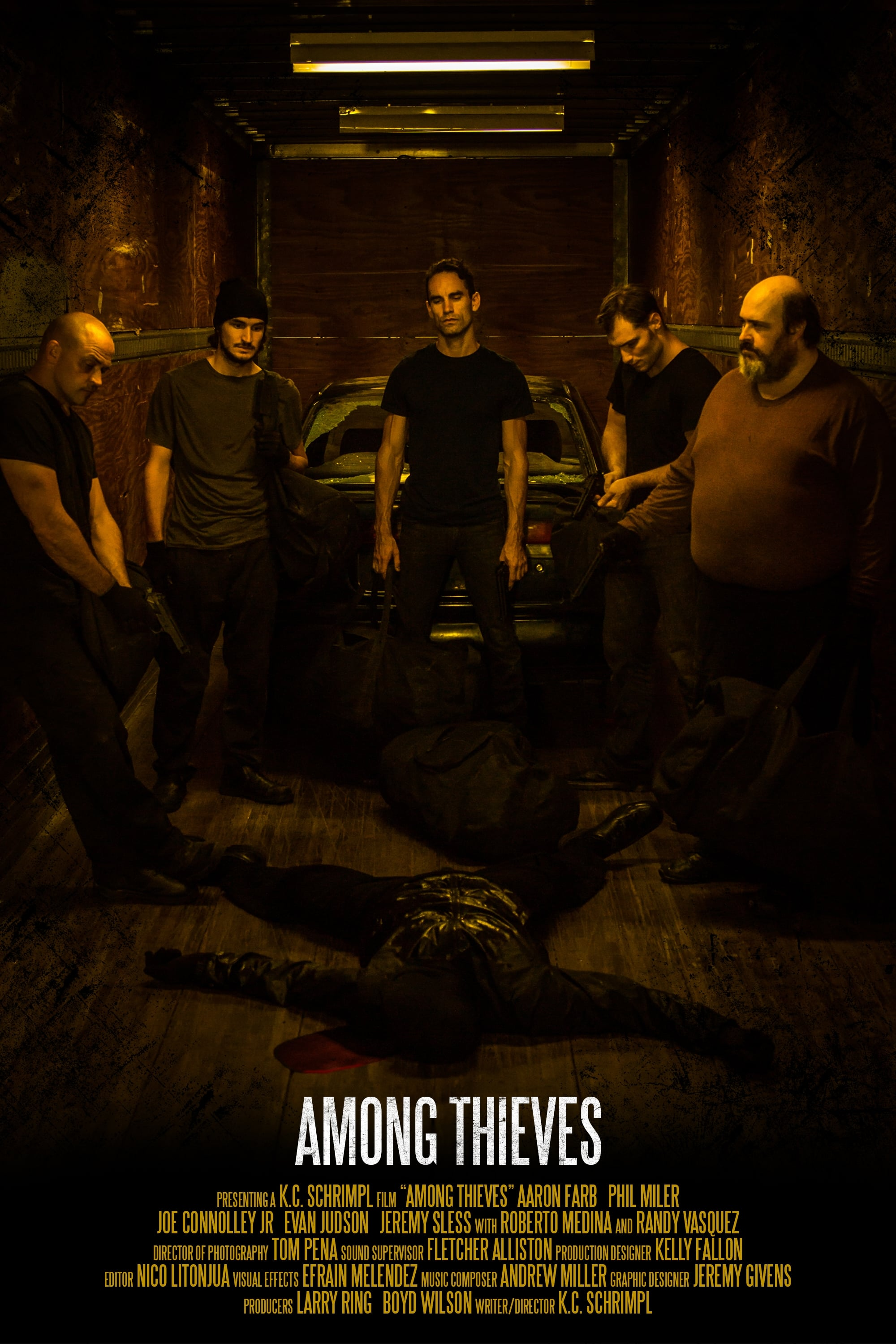 Among Thieves Legendado