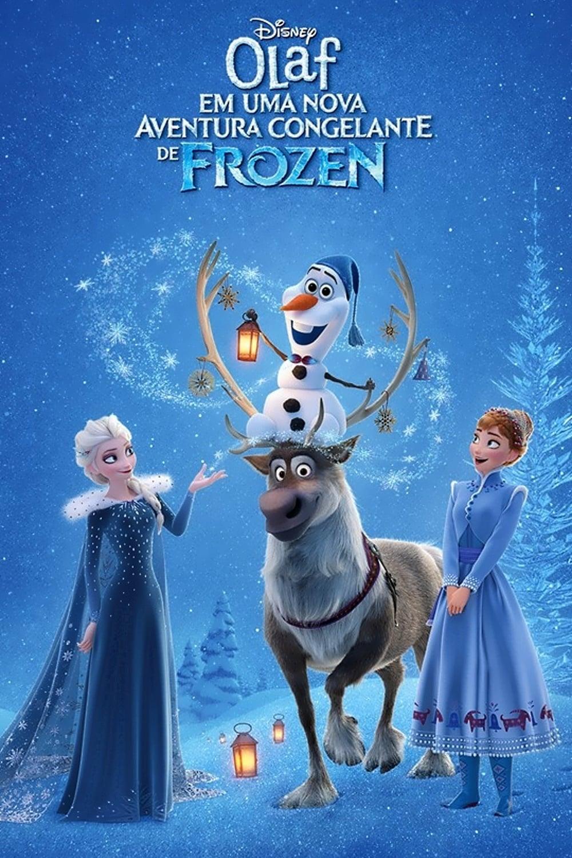 Olaf – Em Uma Nova Aventura Congelante de Frozen Dublado