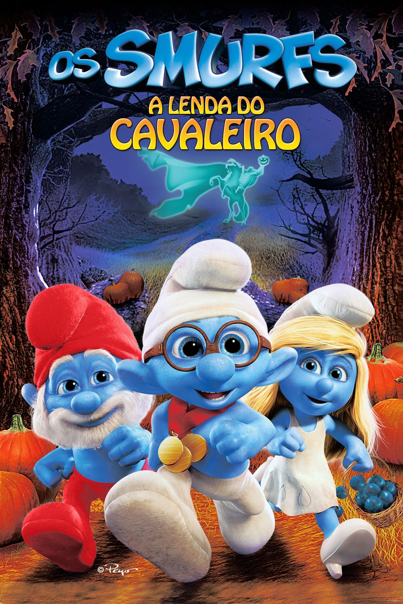 Os Smurfs – O Conto de Halloween Dublado