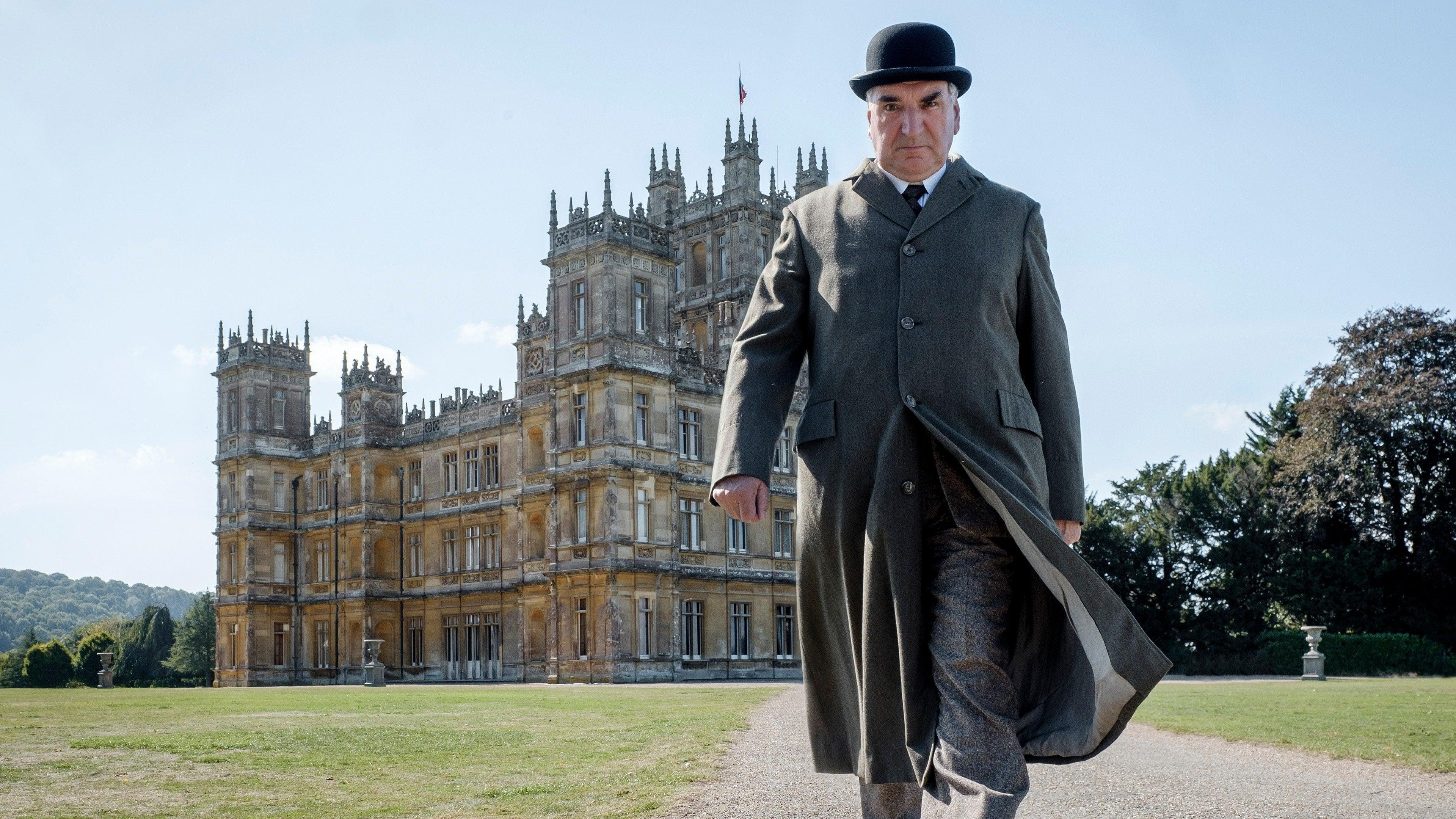 Bakgrund för Downton Abbey