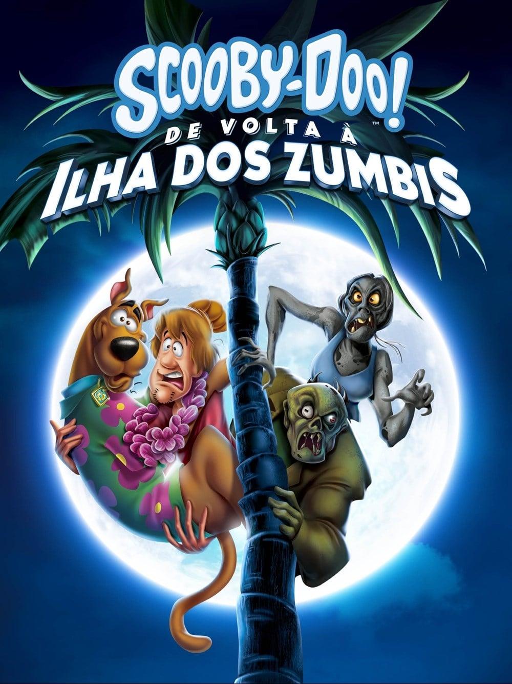 Scooby-Doo! De Volta à Ilha dos Zumbis Dublado