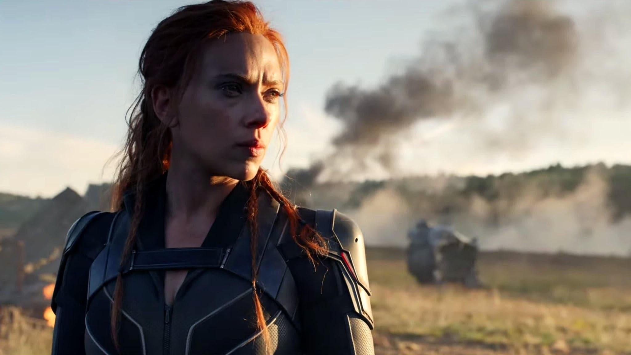 Bakgrund för Black Widow