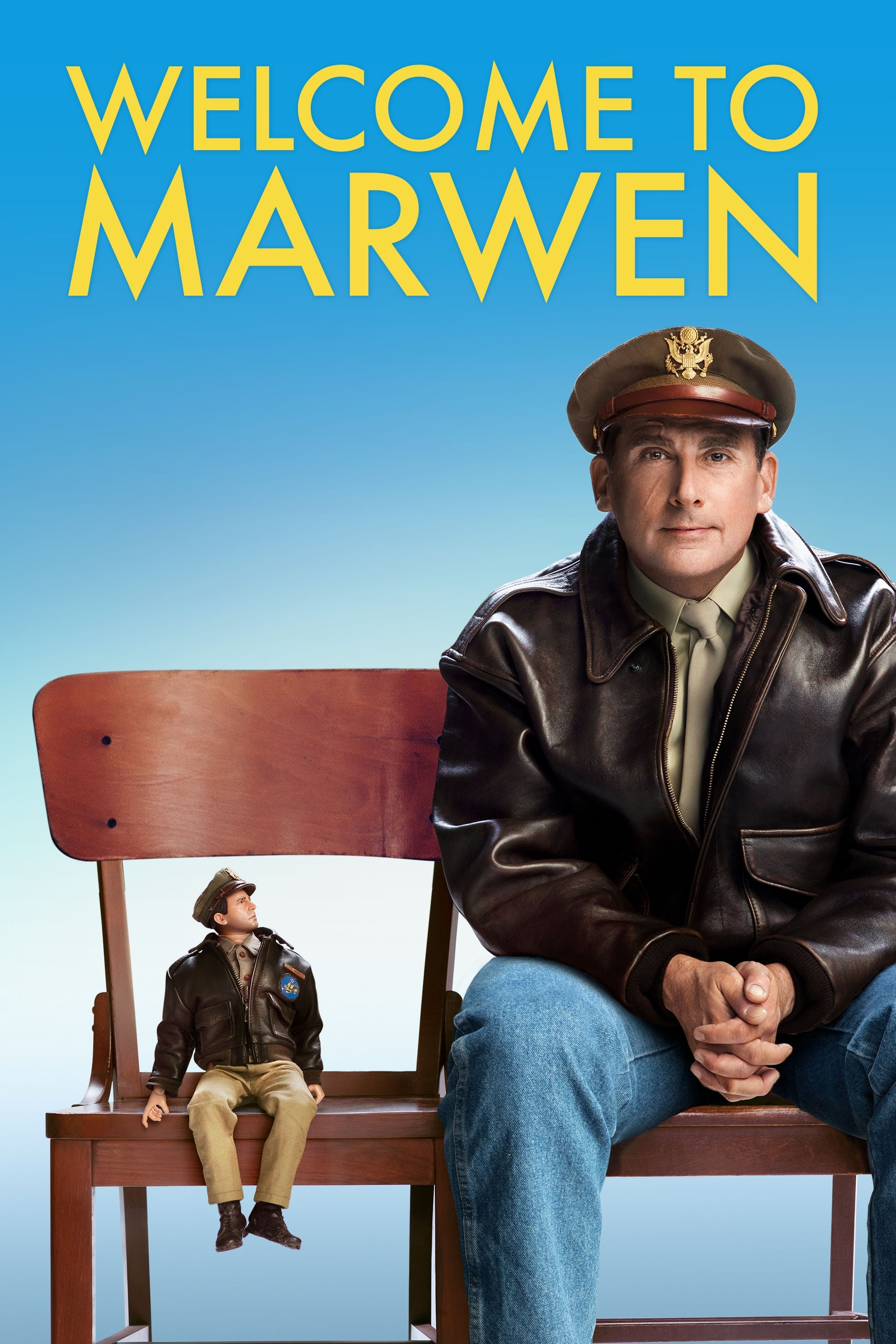 Welcome to Marwen (2018) BluRay 1080p [4.98 GB] 720p [1.36 GB] 480p [598 MB] Dual Audio [Hindi-English DD 5.1] | G-Drive