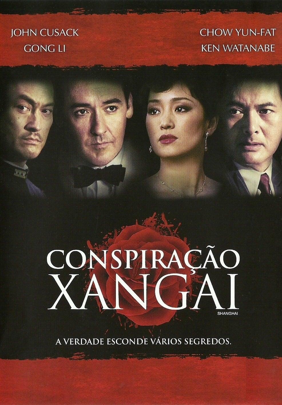 Conspiração Xangai Dublado