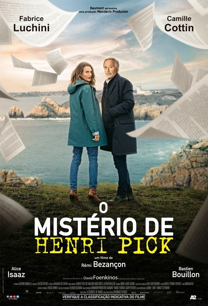 O Mistério de Henri Pick Legendado