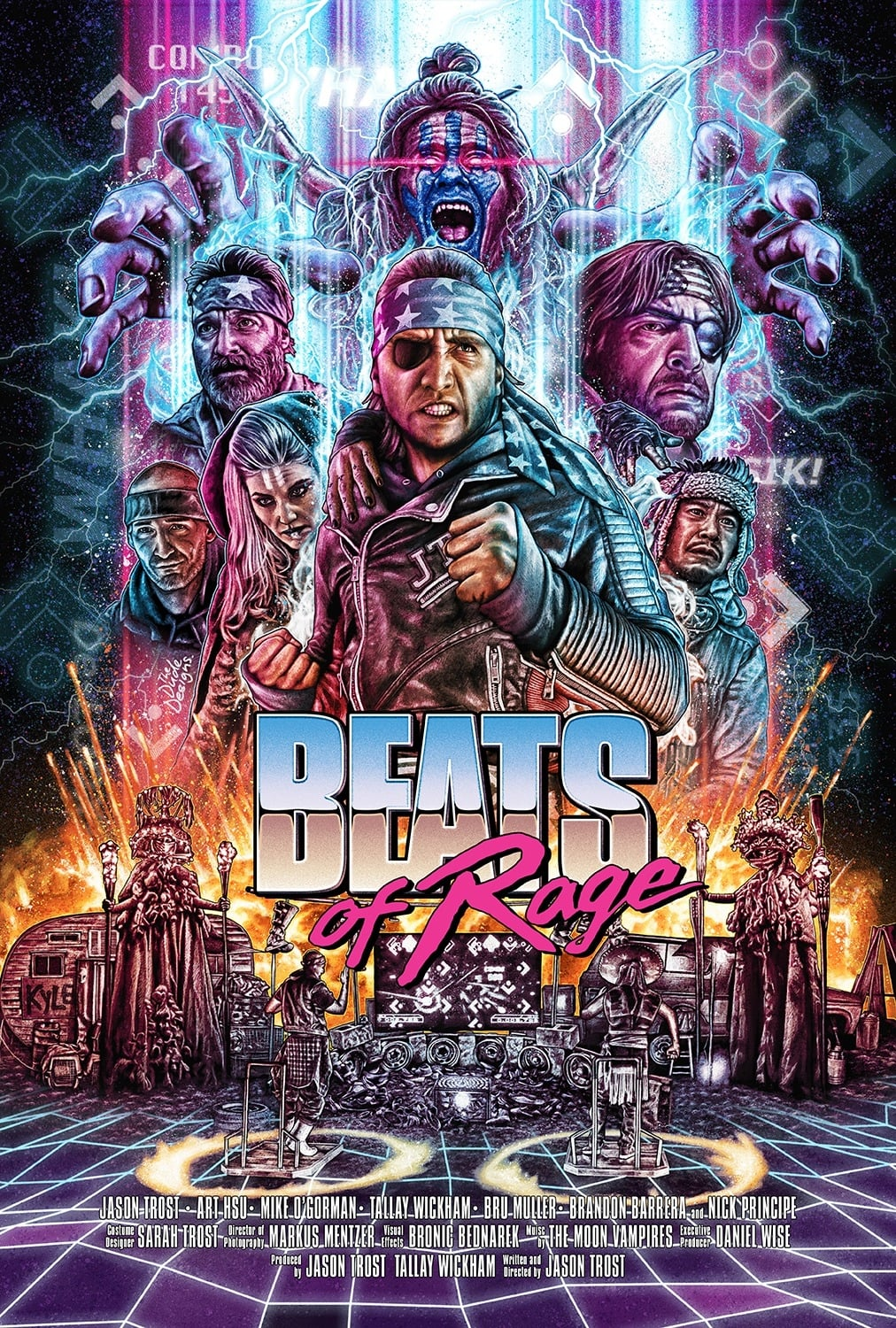 Beats of Rage Legendado