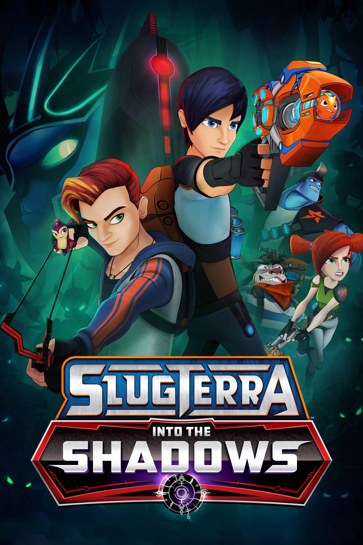 Slugterra: Into  ...
