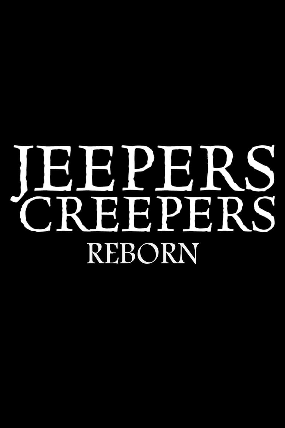 Jeepers Creepers: Reborn poster