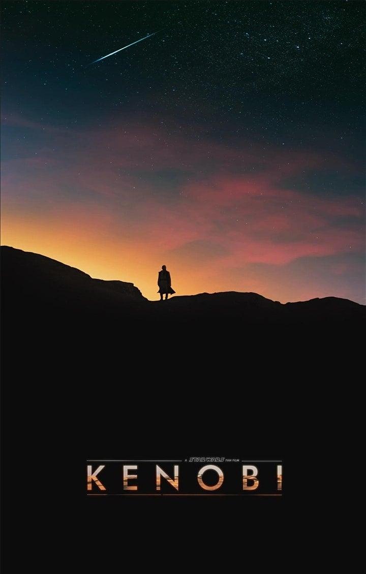 Um Fan Film de Star Wars: Kenobi Legendado