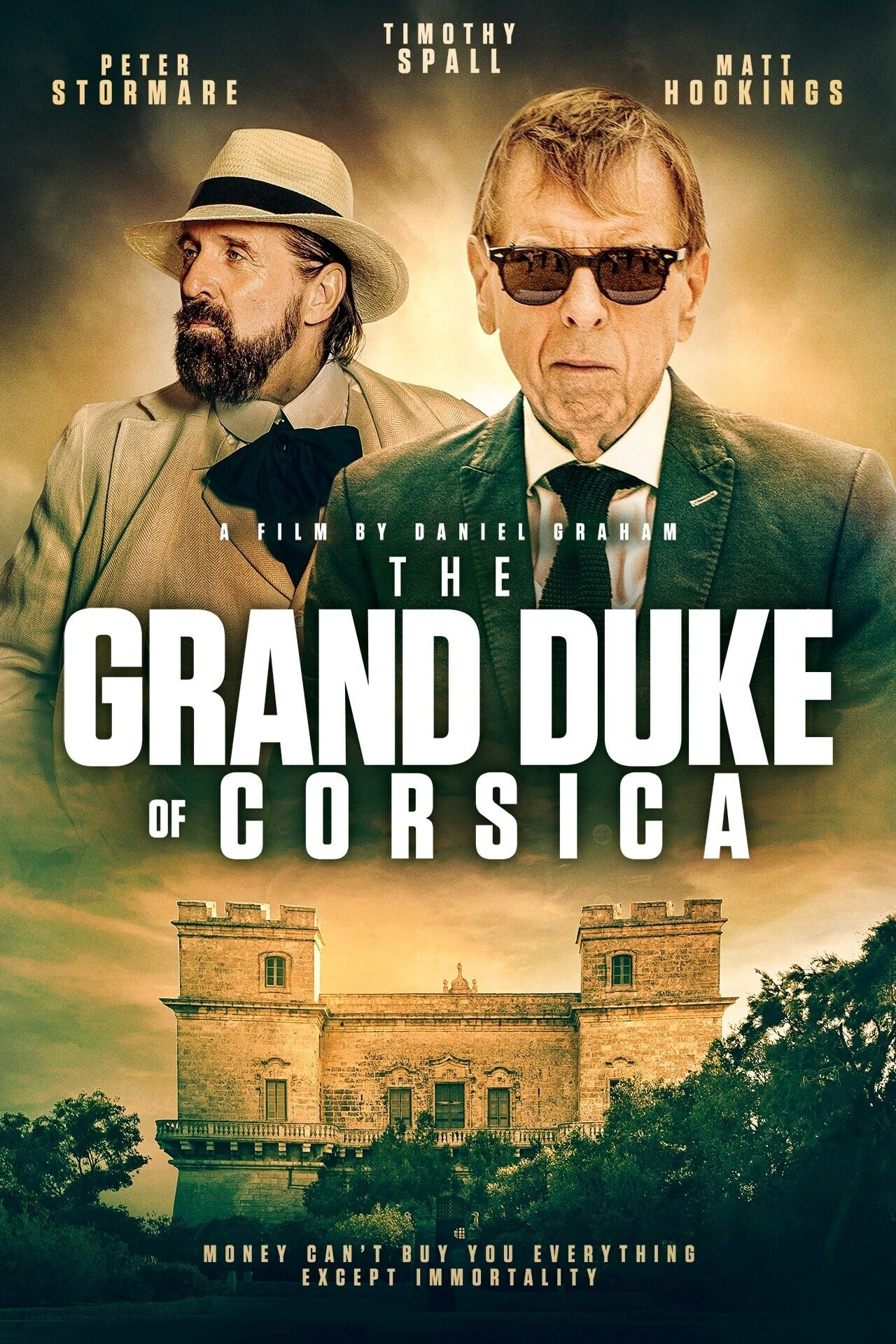 The Obscure Life of the Grand Duke of Corsica poster