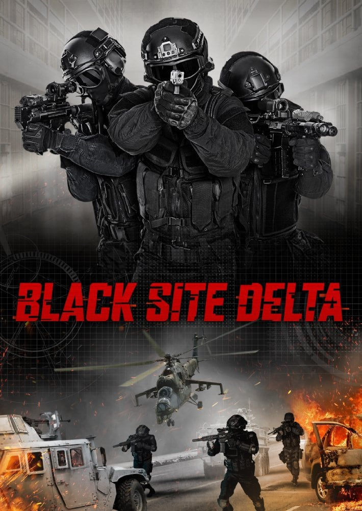 Assistir Black Site Delta Legendado Online Legendado 1080p