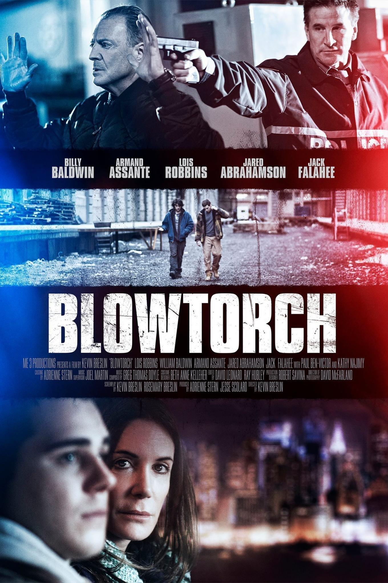 Assistir Blowtorch Legendado Online Legendado 1080p