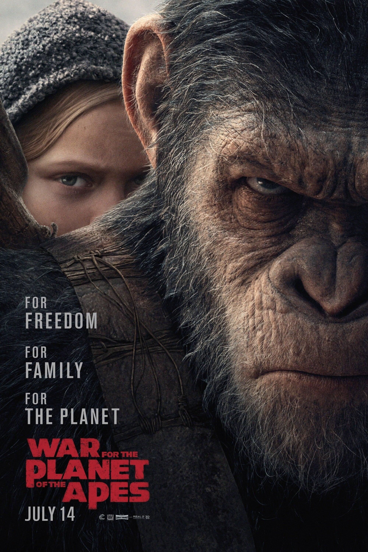 Assistir Planeta dos Macacos: A Guerra Dublado Online Dublado HDTS