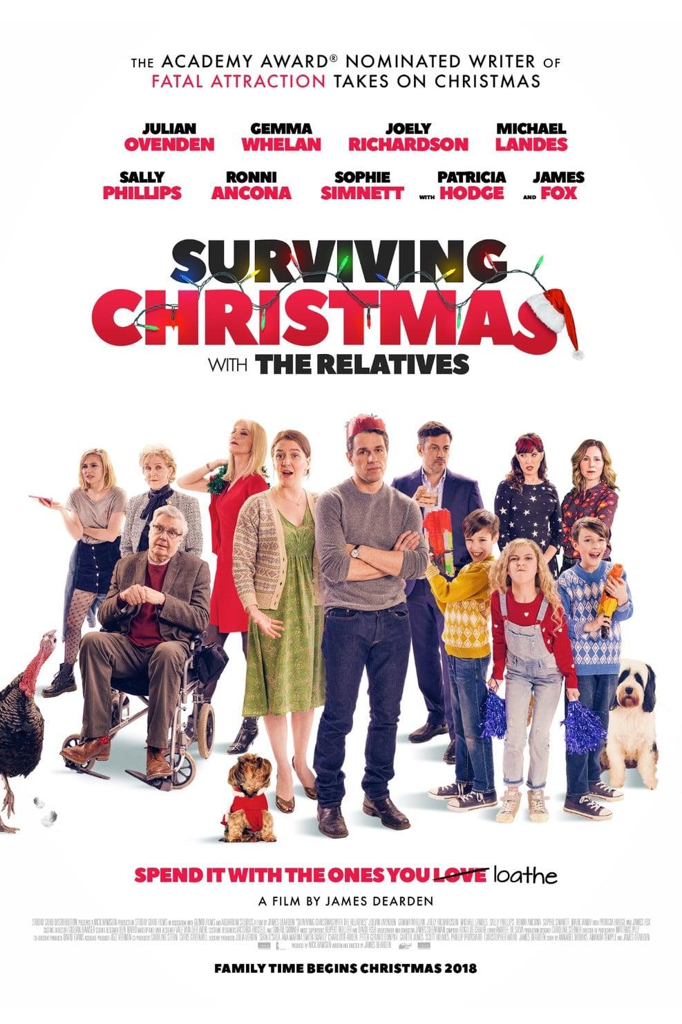 Surviving Christmas with the Relatives Legendado