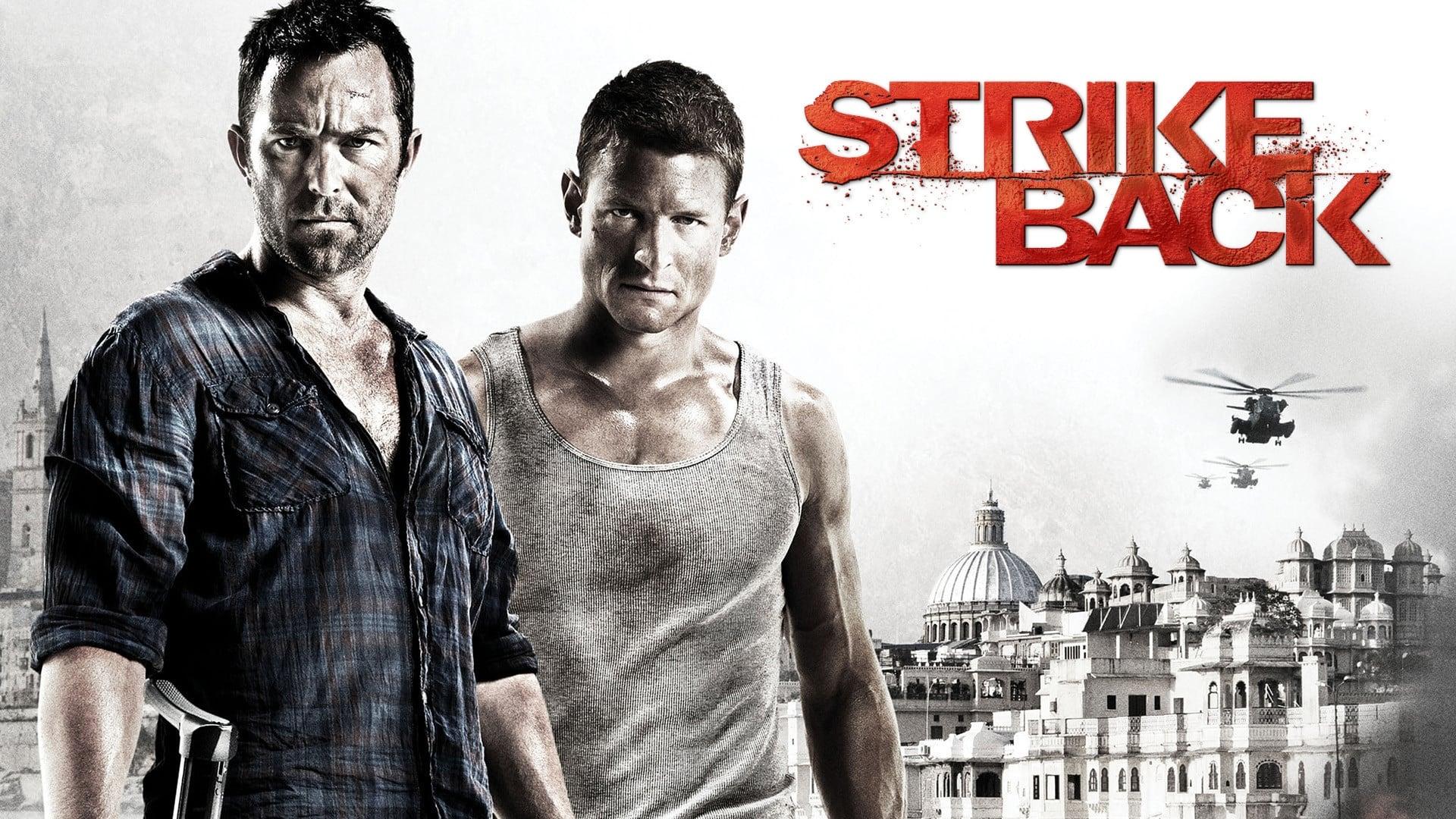 Strike Back - Shadow Warfare