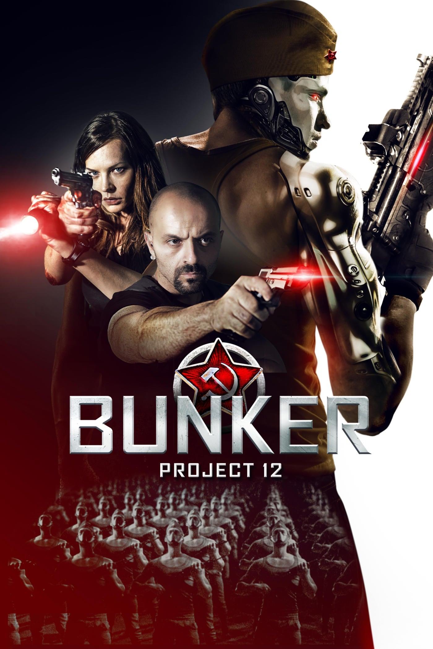 Project 12: The Bunker Legendado