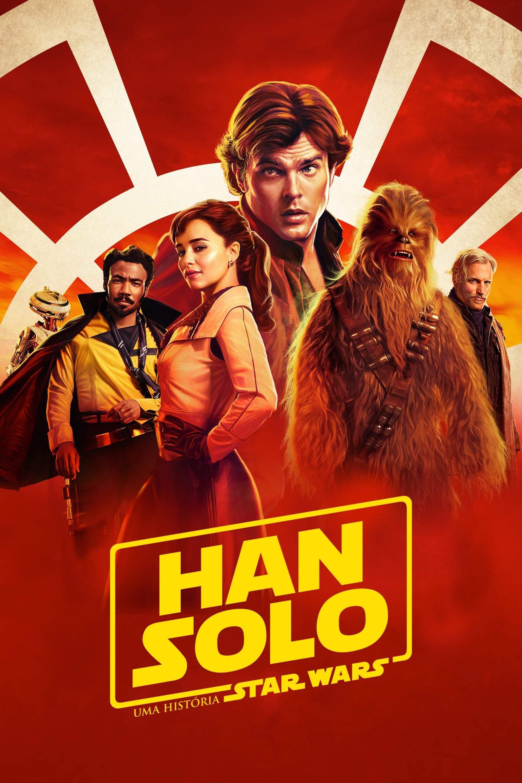 Han Solo: Uma História Star Wars Dublado