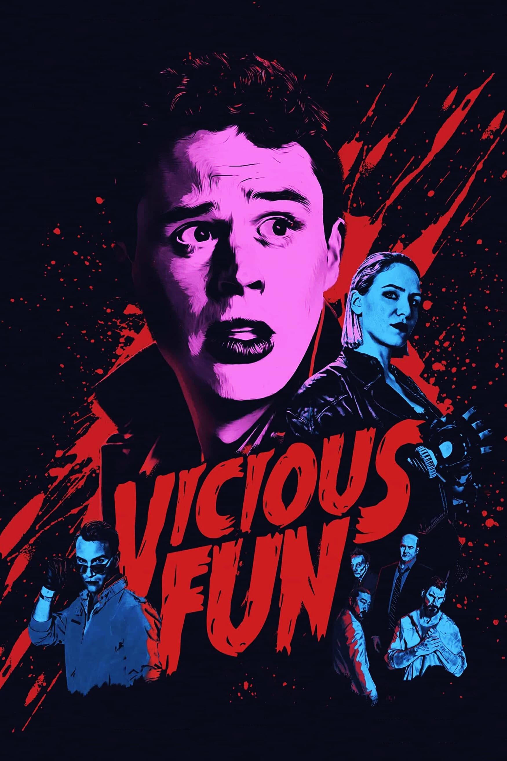 Vicious Fun poster