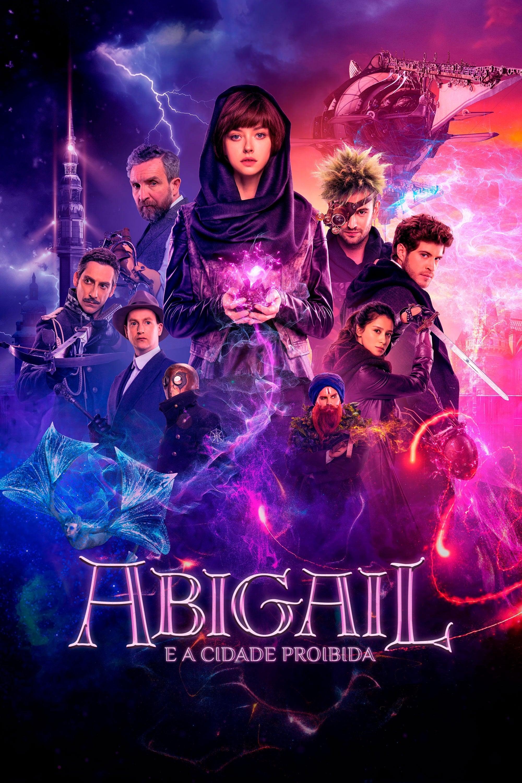 Abigail e a Cidade Proibida Dublado