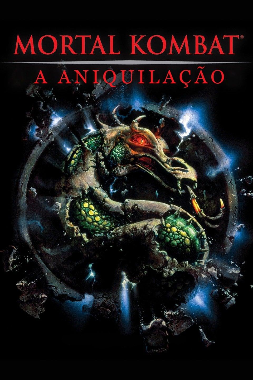 Mortal Kombat 2 – A Aniquilação Dublado