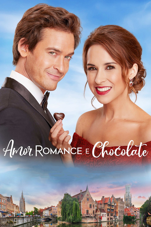 Amor, Romance e Chocolate Dublado