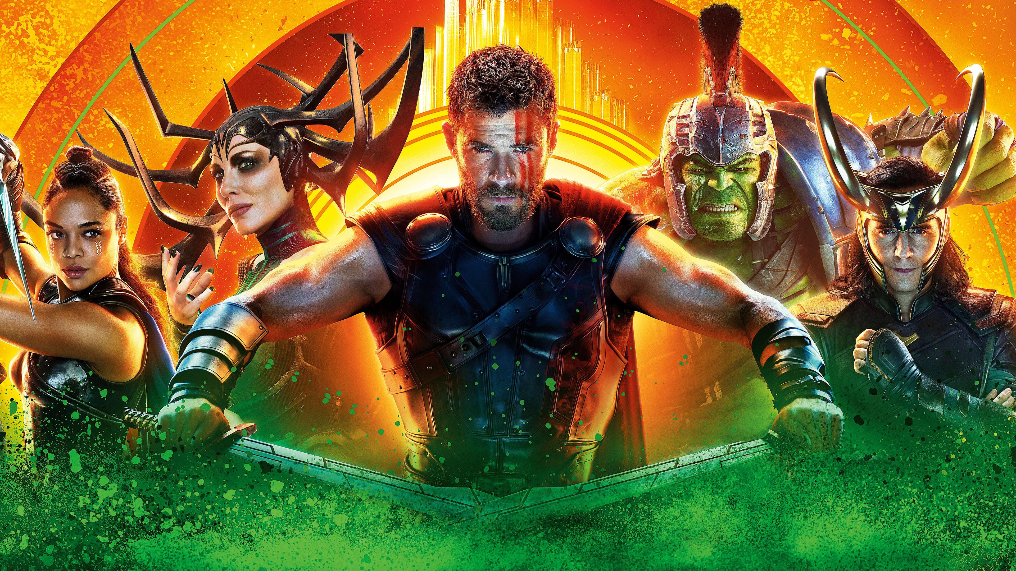 Thor: Ragnarok Dublado Online
