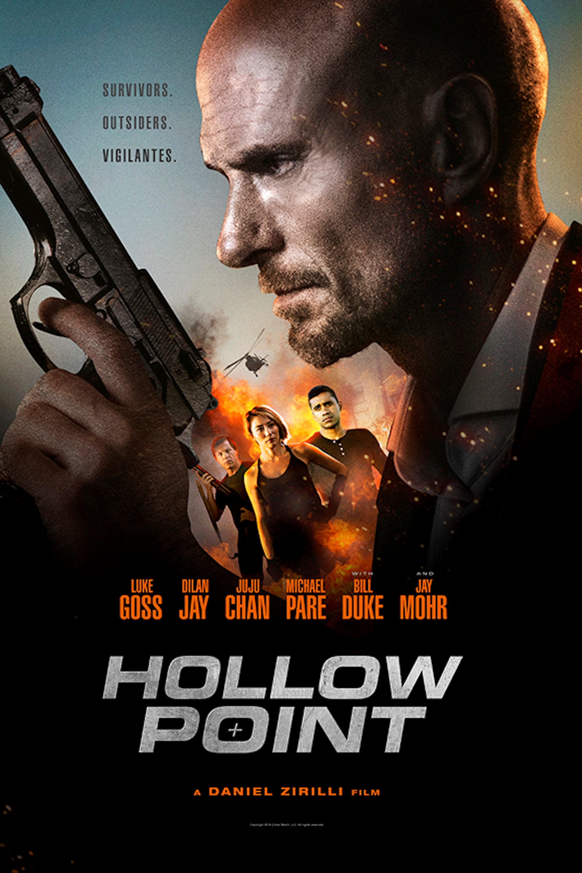 Hollow Point Dublado