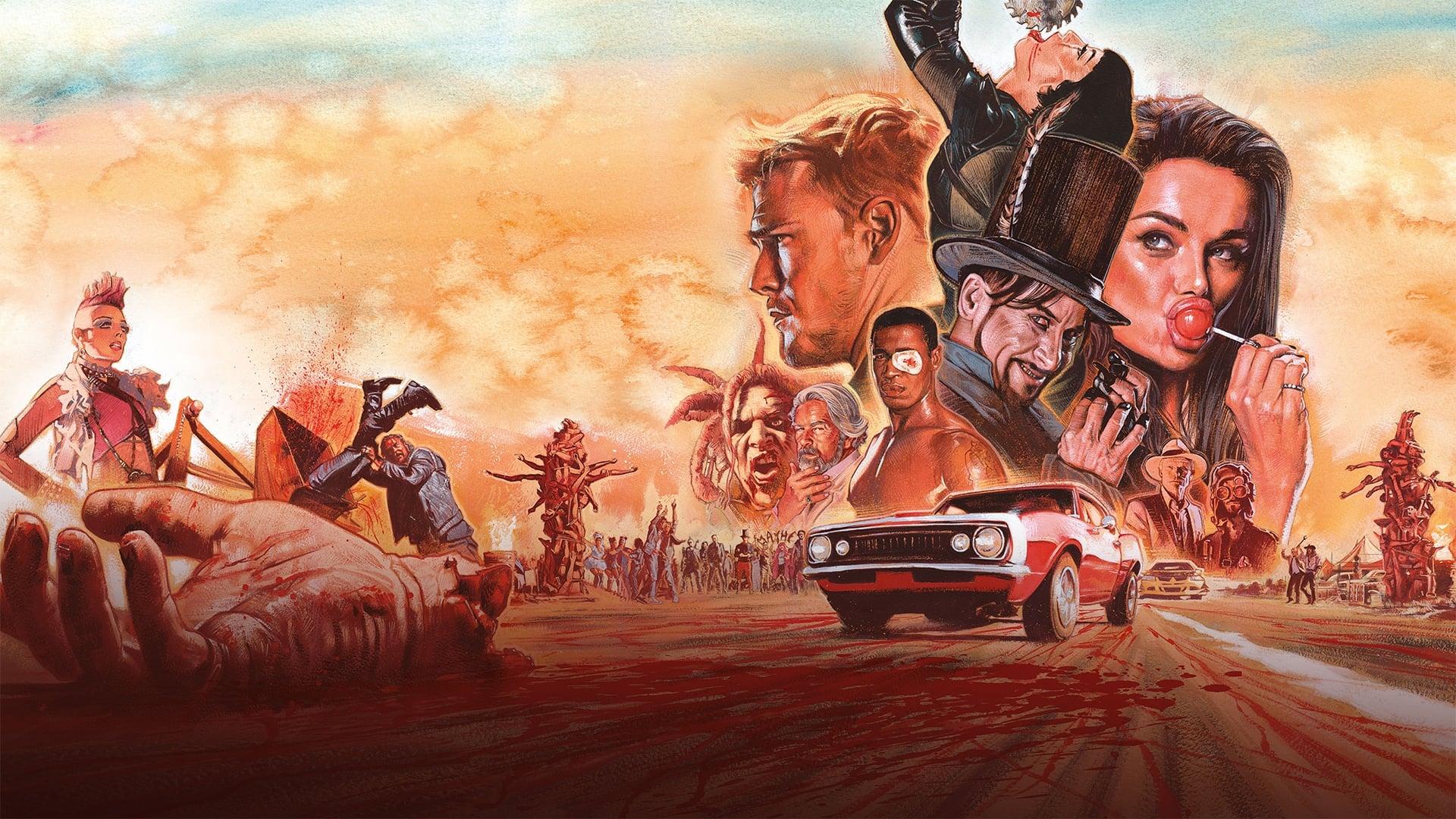 Seriál Blood Drive online zdarma