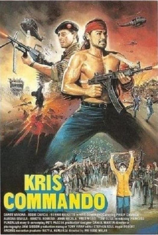 Kamandag ng kris (1987)