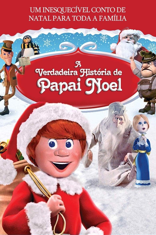 A Verdadeira História de Papai Noel Dublado