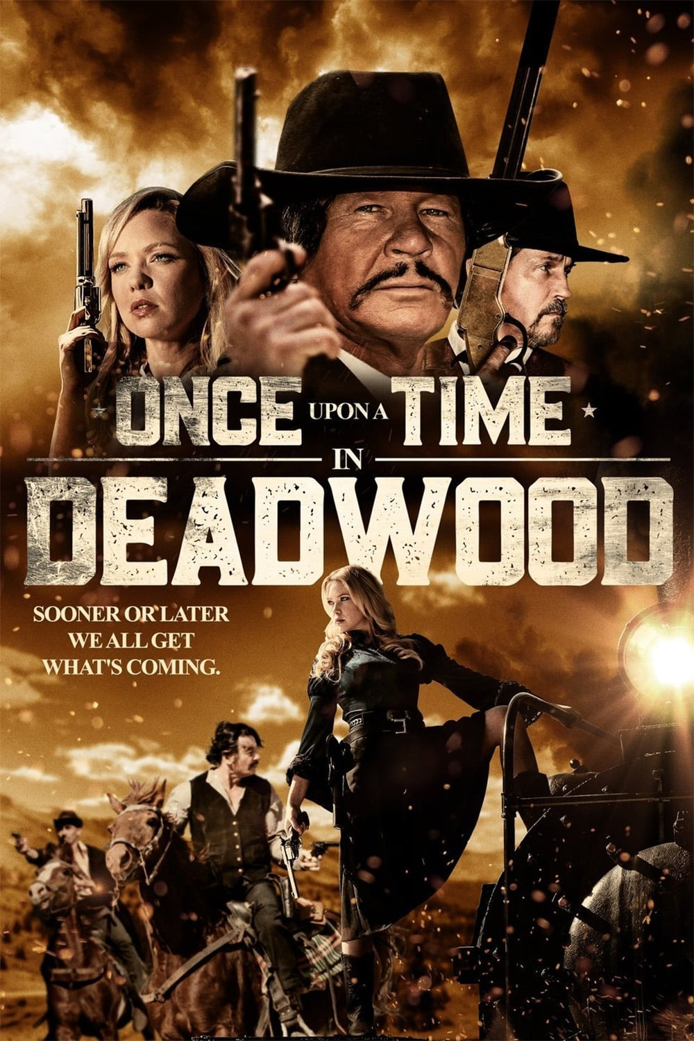 Once Upon a Time in Deadwood Legendado