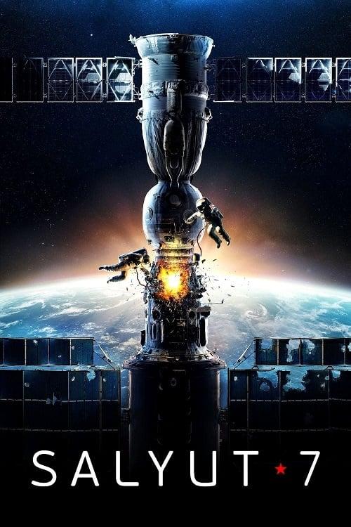 Salyut 7 – Missão Espacial Dublado
