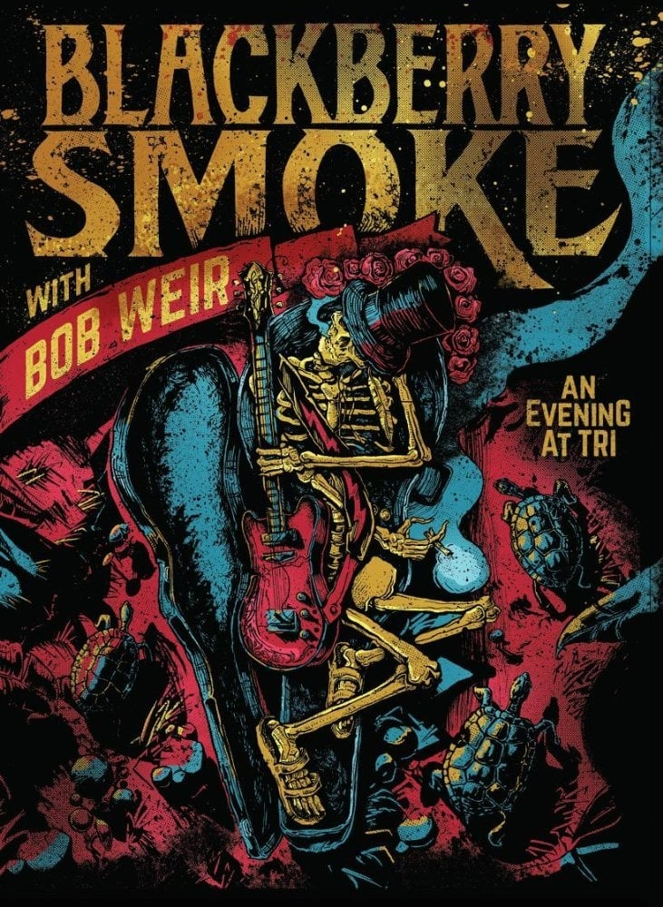 Blackberry Smoke with Bob Weir: An Evening at TRI