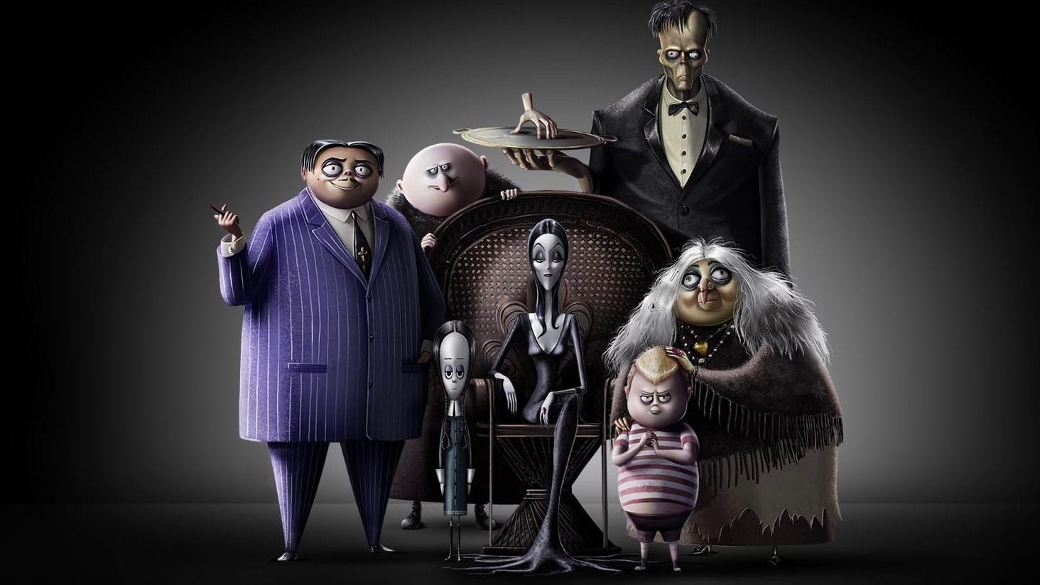 Imagens do A Família Addams 2019 Dublado Dub,Leg  Online
