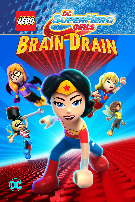 Assistir LEGO DC Super Hero Girls: Brain Drain Dublado Online Dublado 1080p