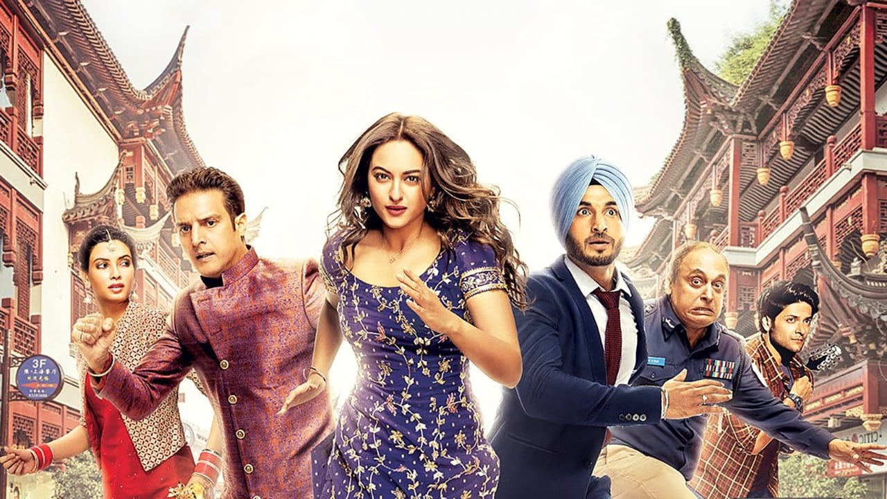 Happy Phirr Bhag Jayegi Full Movie Download Hd 720p Free Hindi 2018