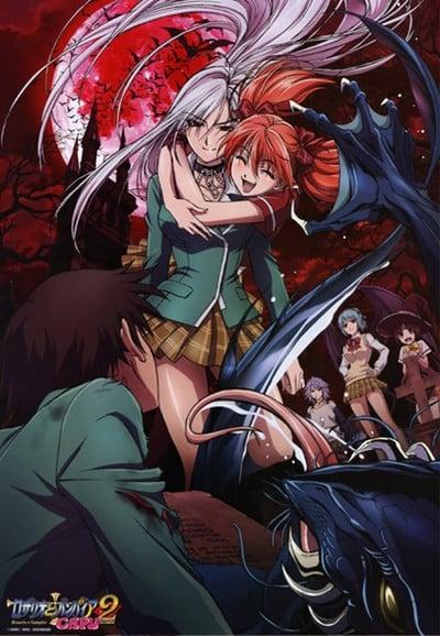 Rosario + Vampire: Season 2