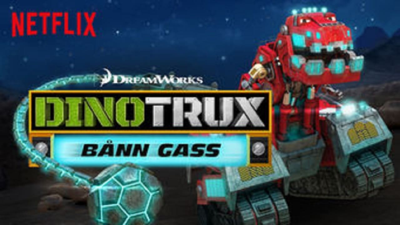 Amped up with powers that make them faster, stronger and more agile than ever, the Dinotrux are back to face new challenges and meet new friends.