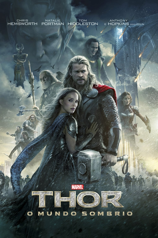 Thor: O Mundo Sombrio Dublado