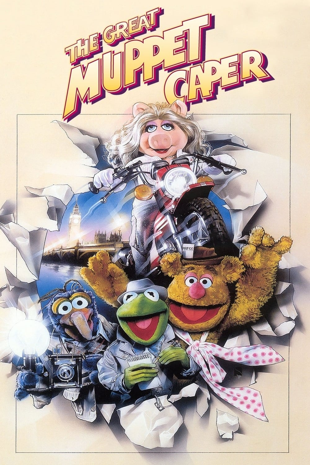 The Great Muppet ...