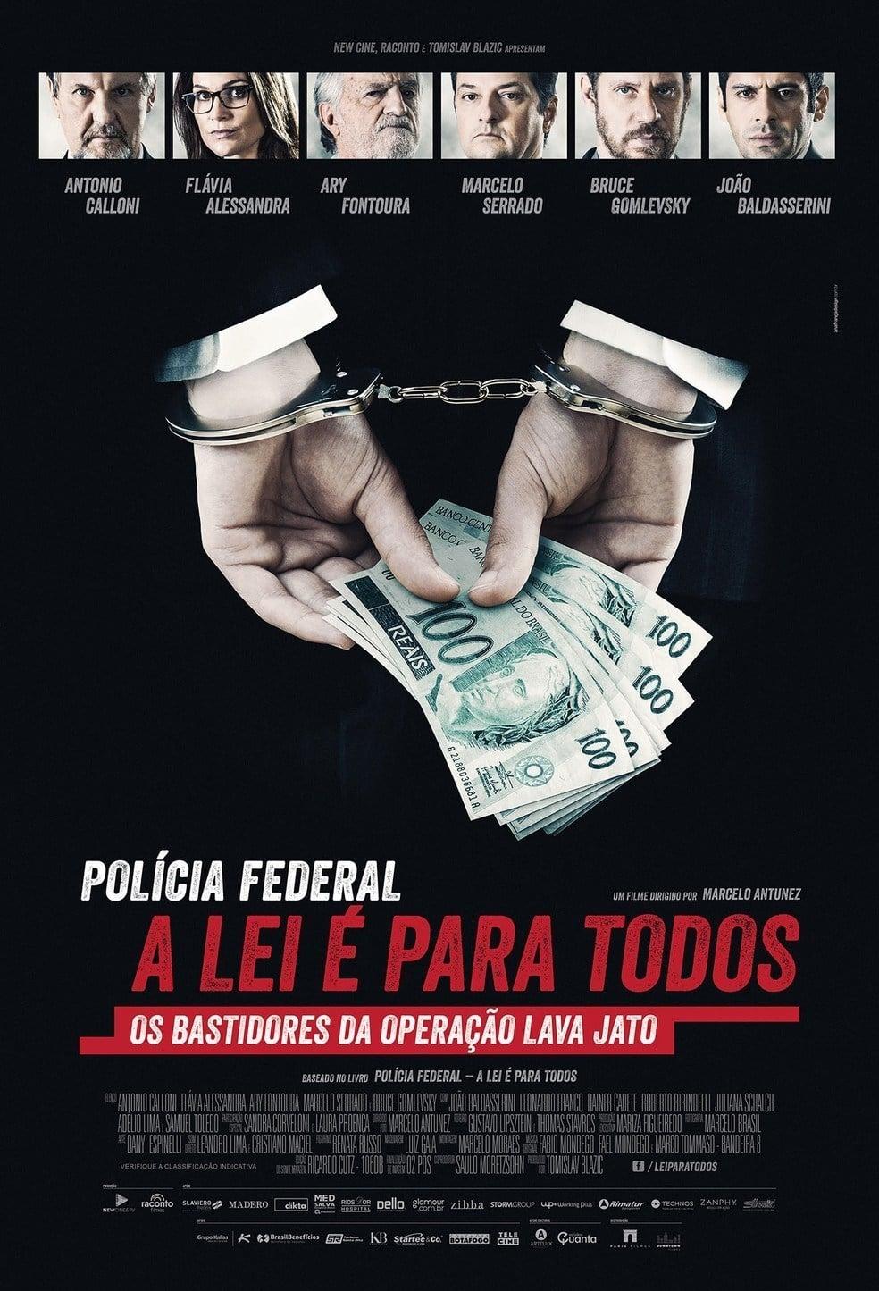 Assistir Polícia Federal - A Lei é Para Todos Dublado Online Dublado 1080p