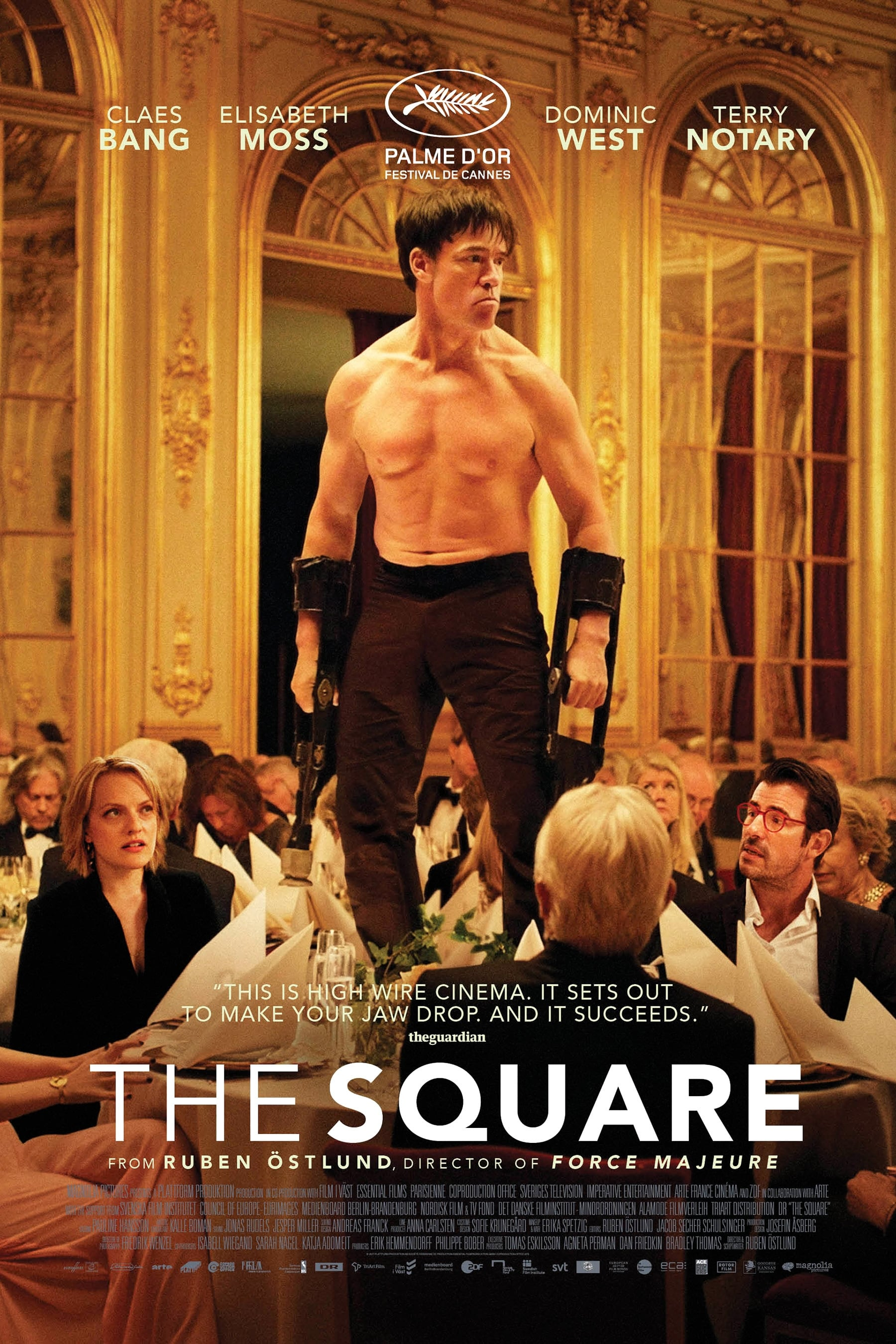 Assistir The Square: A Arte da Discórdia Legendado Online Legendado 1080p