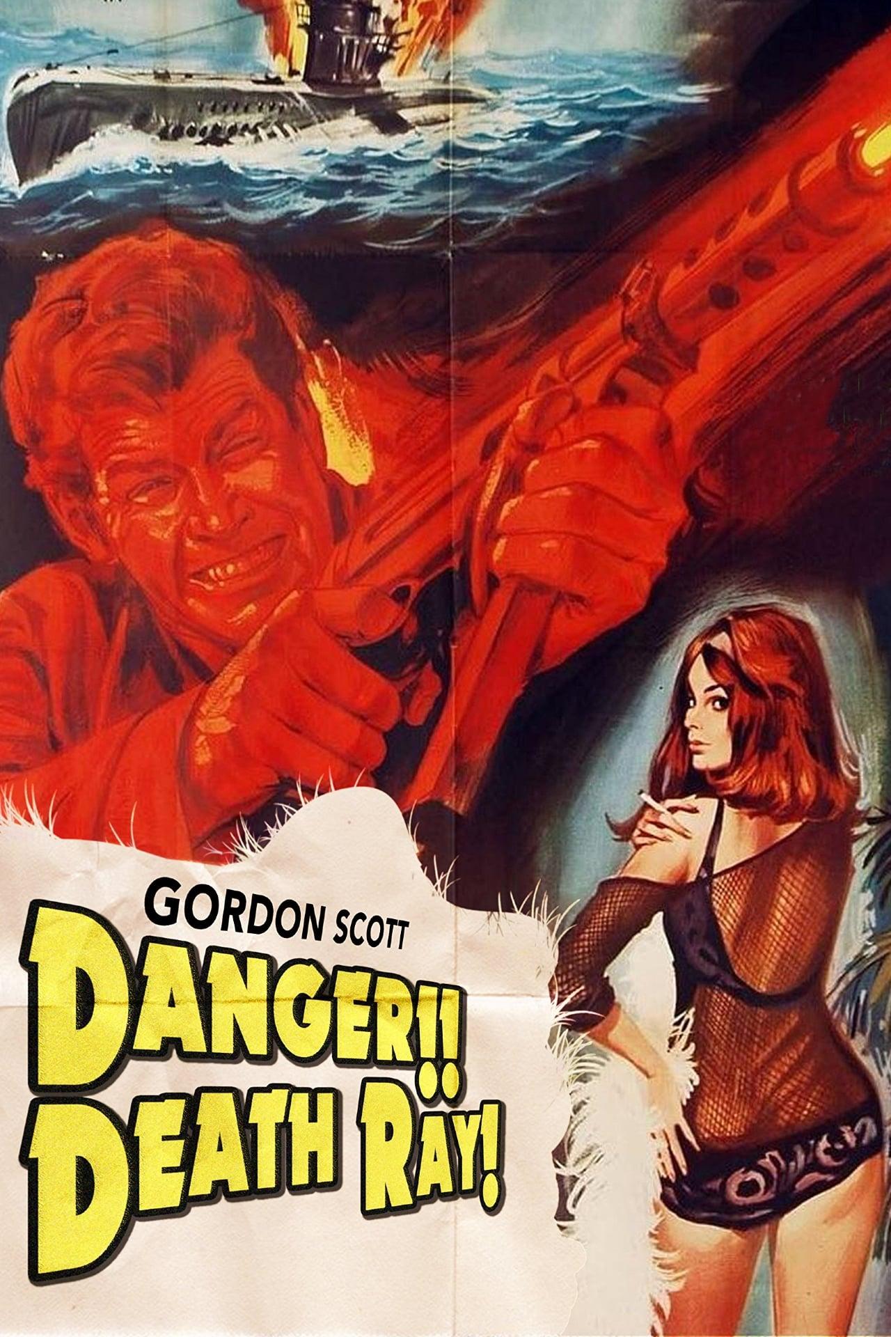 Danger!! Death Ray