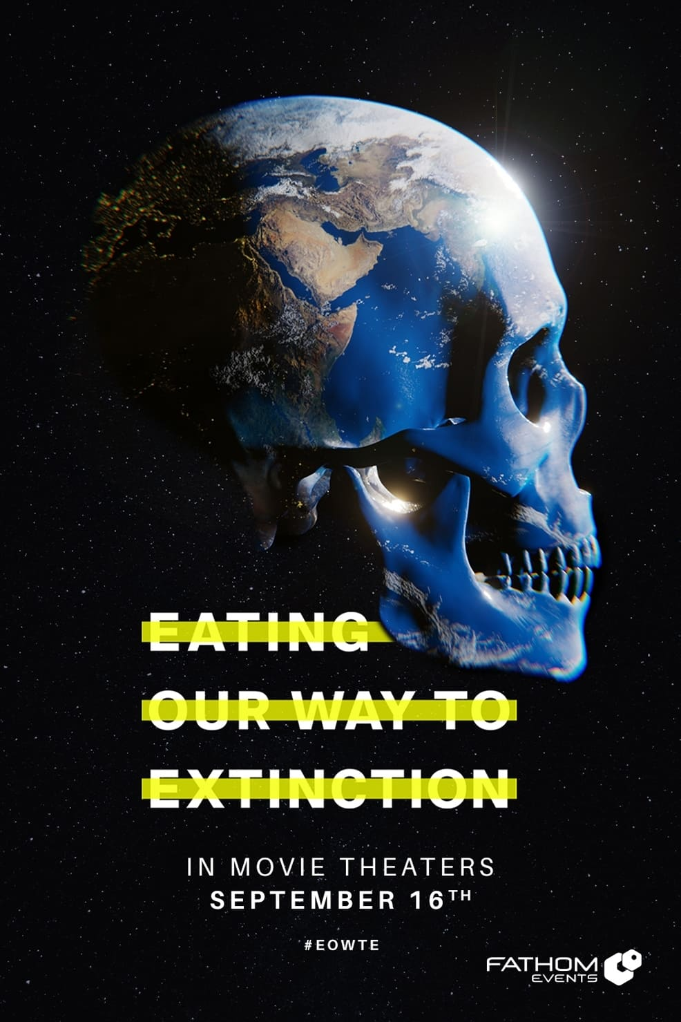 Eating Our Way to Extinction poster